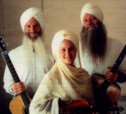 Snatam Kaur Khalsa And The Peace Family