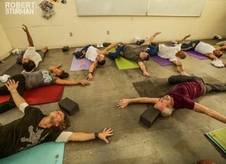 Prison Yoga from San Quentin: <br> Free Your Mind, Body and Spirit