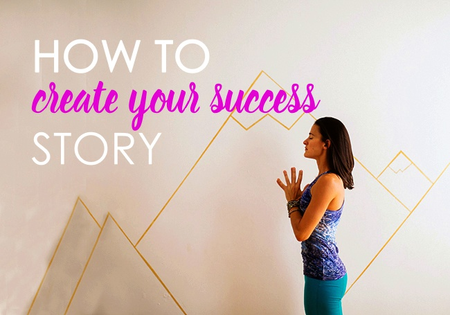 How To Create Your Success Story