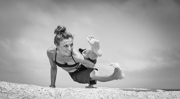 Lauren Pech yoga teacher