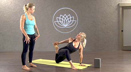 online yoga for athletes class