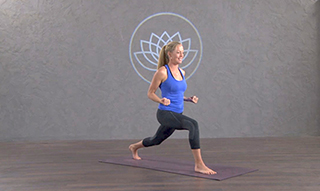 Interval Strength Yoga