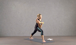 Yoga Sculpt - Holy Shoulders & Abs!