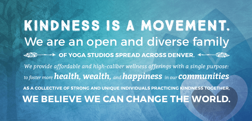 Kindness Yoga Denver