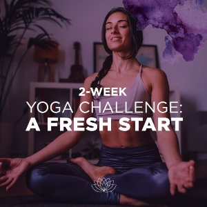 2-Week Yoga Challenge: A Fresh Start