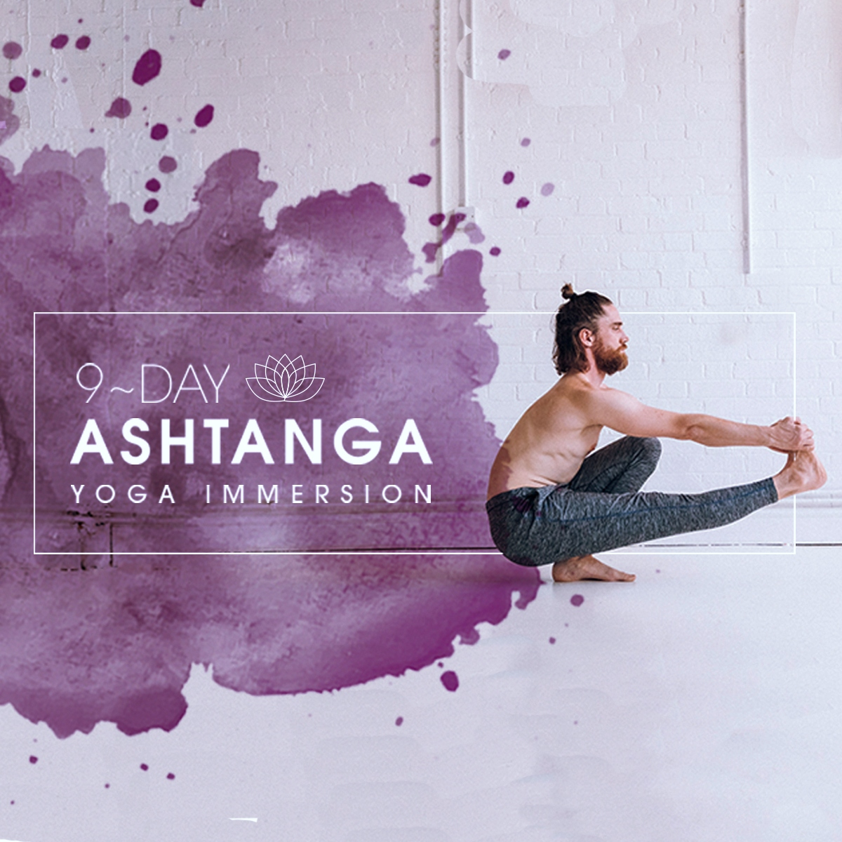9-Day Ashtanga Yoga Immersion