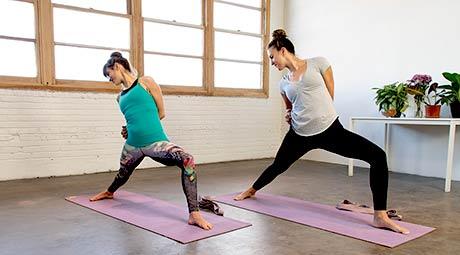 yoga challenge for 2 medium  modern life