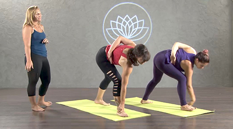 DAY 9: Your Seasonal Wellness Makeover: A 2-Week Yoga Challenge for Body & Mind