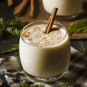 The Best Vegan Eggnog