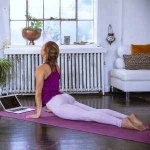 Yoga in the Comfort of Your Own Home