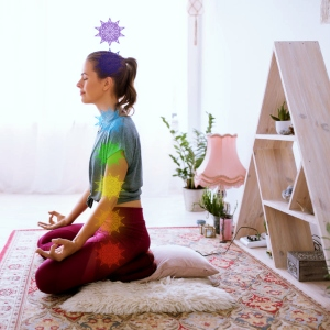 Understand the 7 Chakras: Overview, Reading List, & Yoga Classes