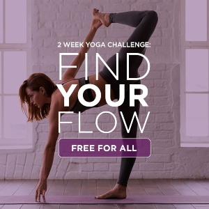 2-Week Yoga Challenge: Find Your Flow