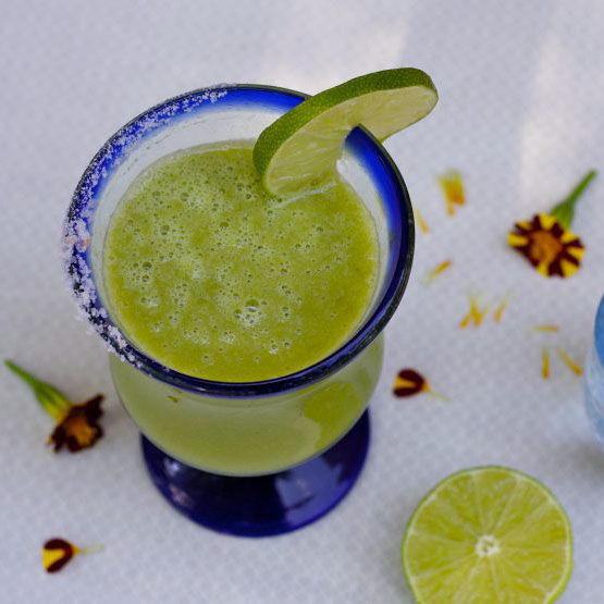 Frozen Avocado Margarita