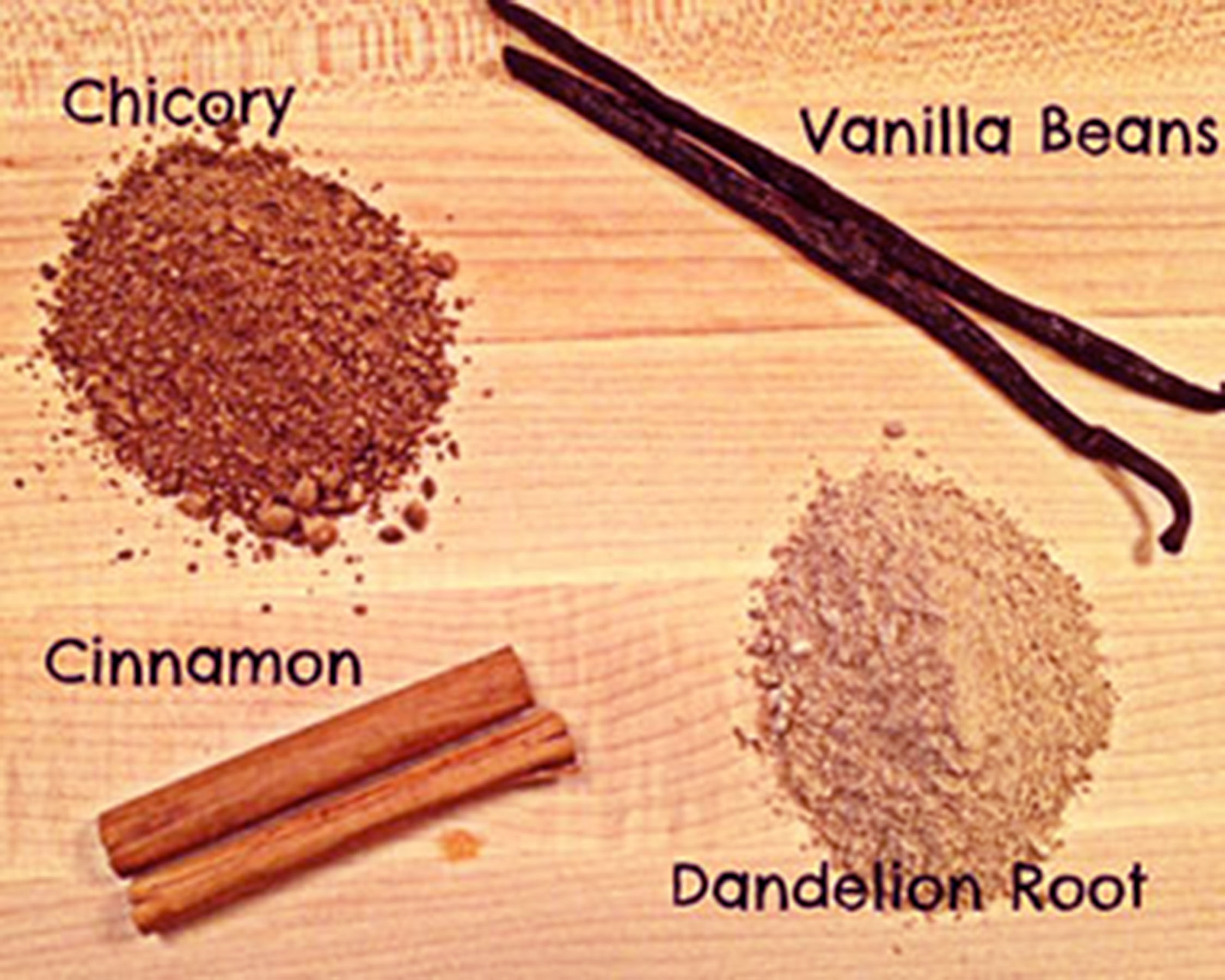 Dandelion Root Coffee