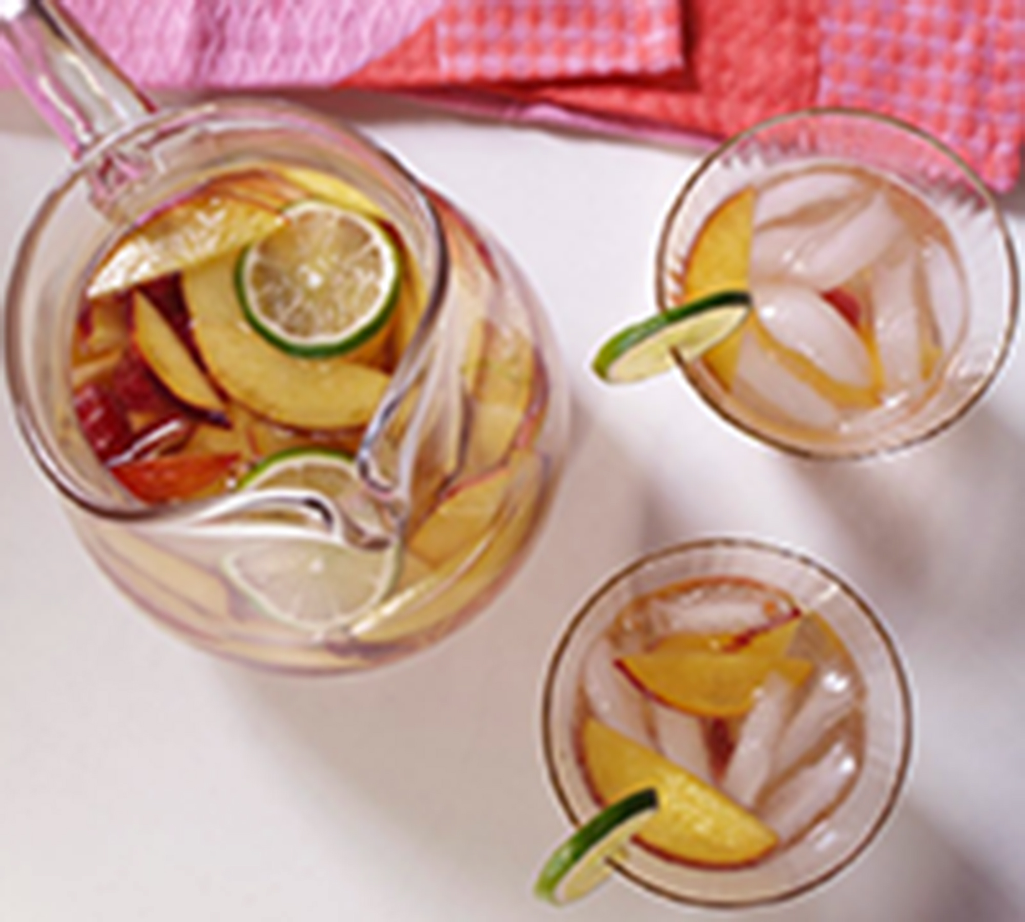Kombucha Sangria. Cocktail & Mocktail Recipe