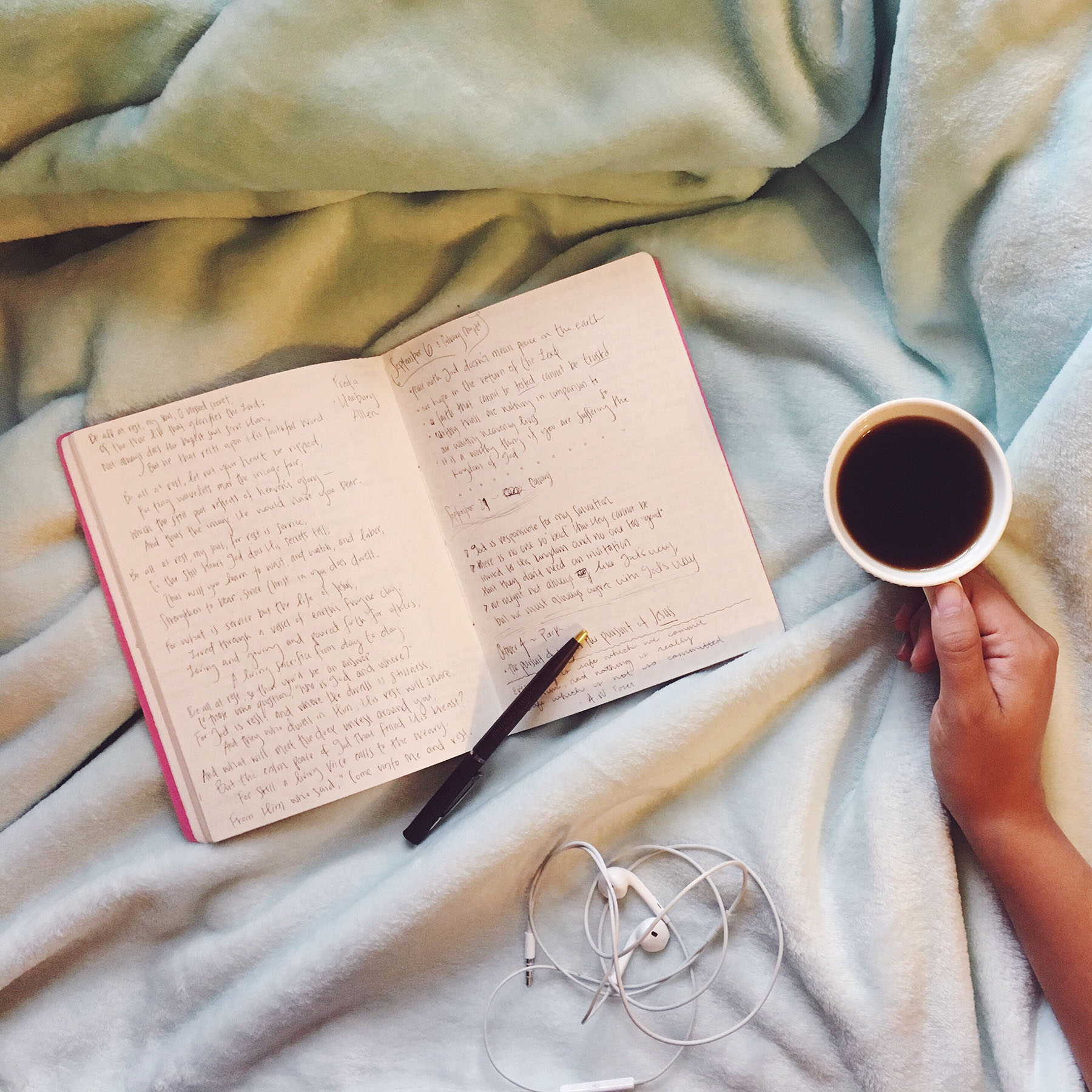 5 Powerful Morning Journaling Ideas