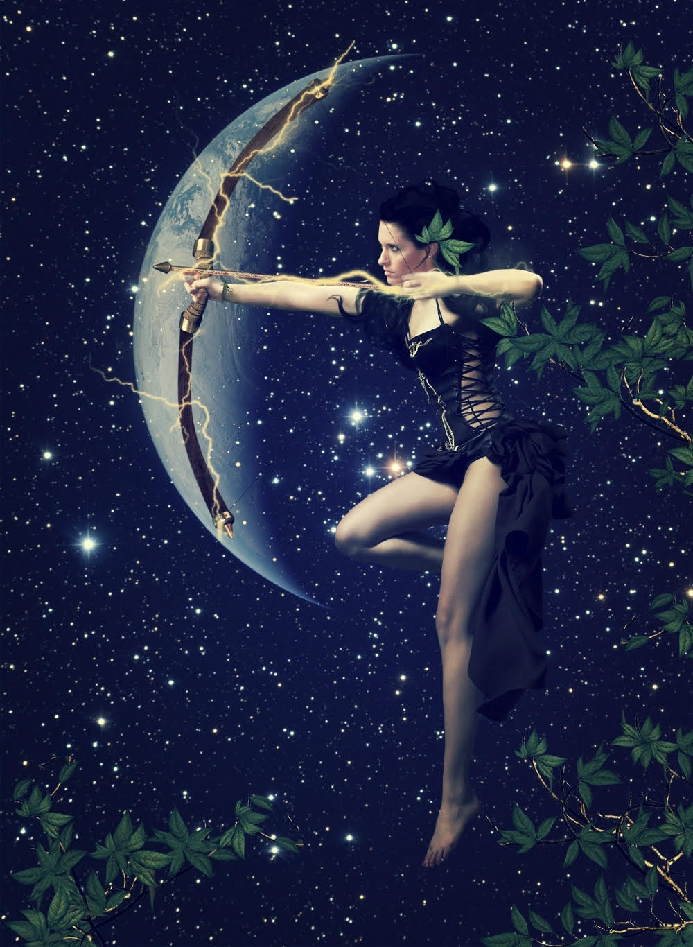 Sagittarius New Moon: Mining the Darkness to Give Birth to the Light