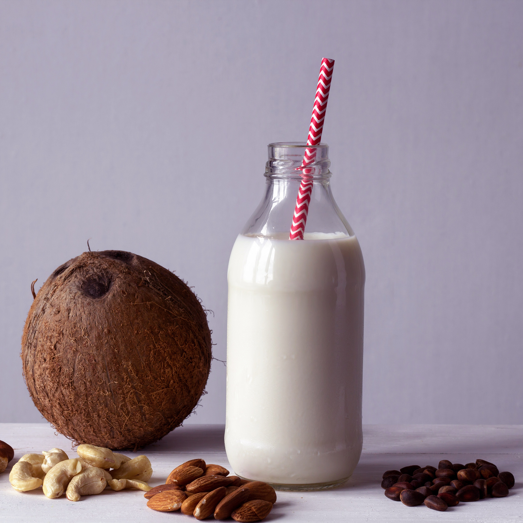 Nut Milk Recipes: Make Your Own Nut Milks!