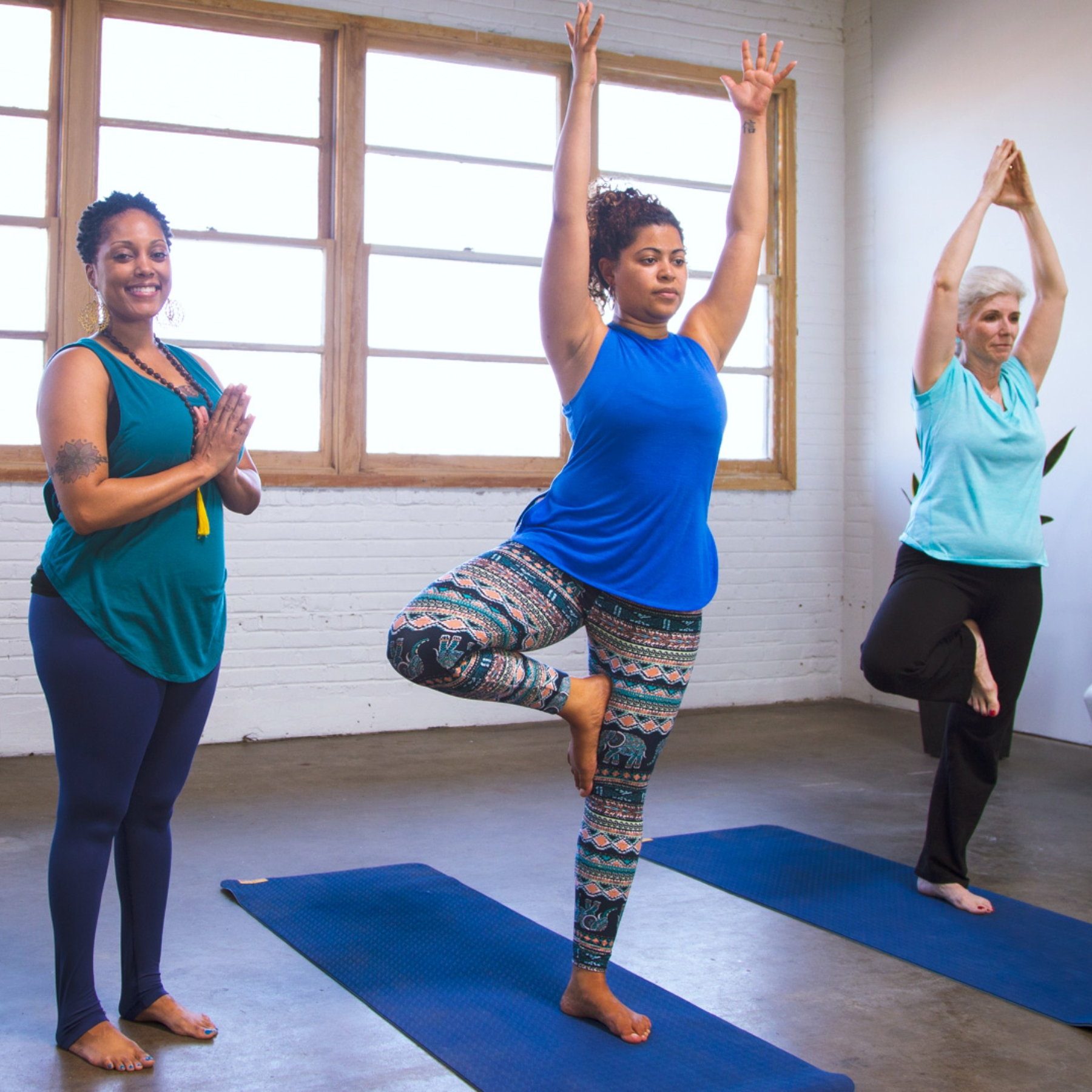 5 Ways to Practice Body Positivity on the Yoga Mat