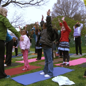 8 Reasons Why Yoga is Good for Children