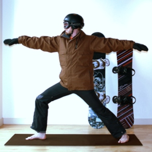 4 Reasons Why Yoga Improves Your Snowboarding