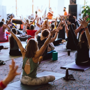 Combining Yoga & Different Styles of Music to Create a Flow State