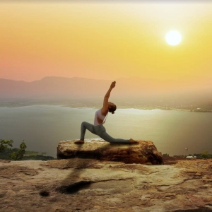 Yoga to Make You Braver