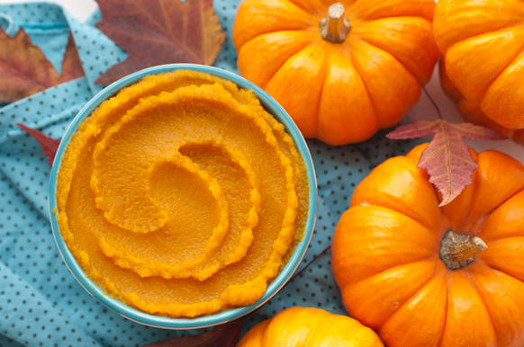 Homemade Pumpkin Face Mask