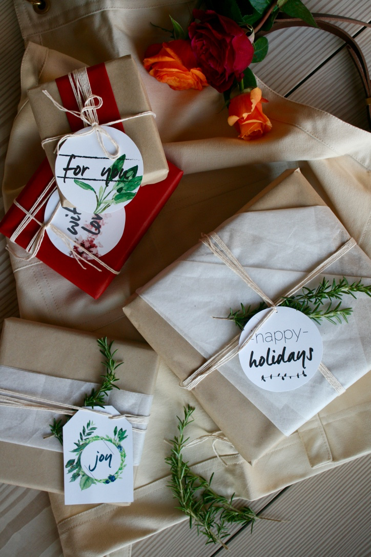 DIY Holiday Gift Cards