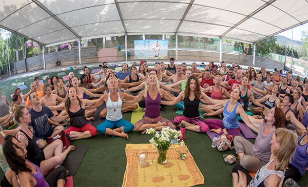 Energetic Heart for Yoga Teachers – Our Collective Power