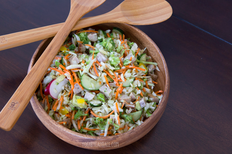 Healthy Slaw Recipe