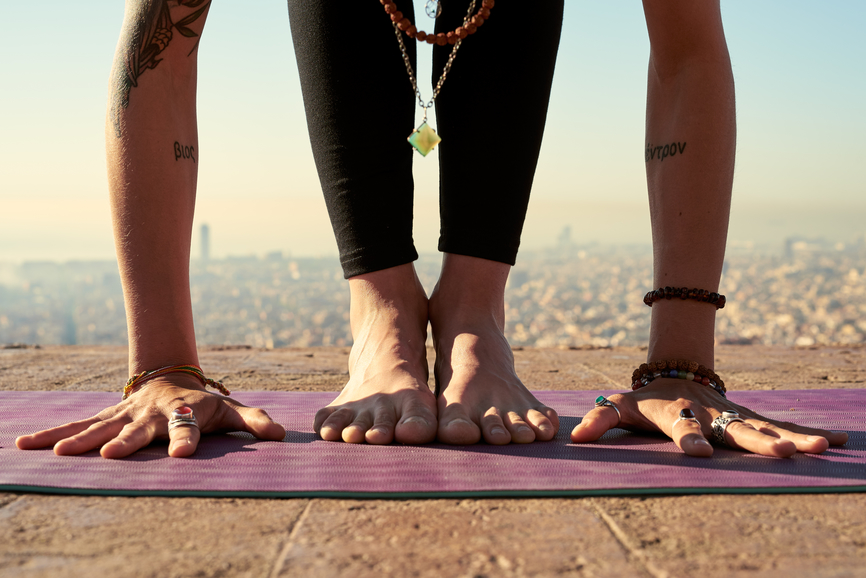 What I Learned from My First Year of Yoga