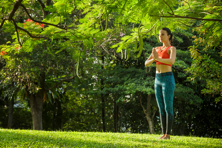 7 Powerful Asanas To Help You With Healthy Weight Loss