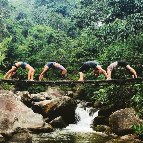 Why You're Better off Without Your Partner on a Yoga Retreat