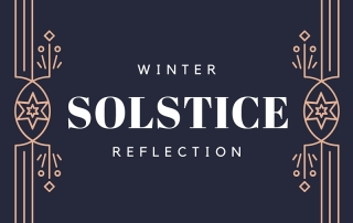 Winter Solstice Reflection