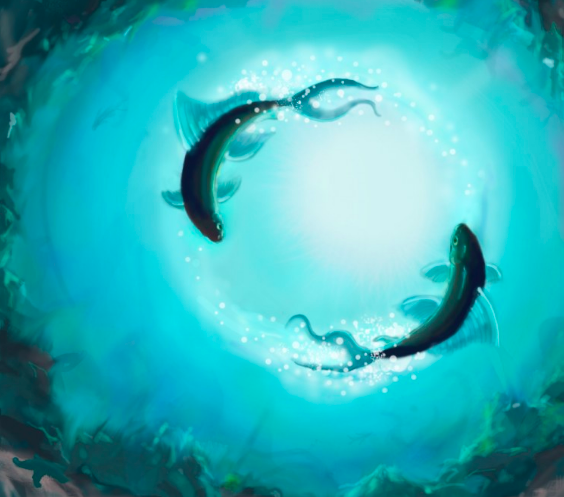 Pisces Full Moon: Swimming in Spiritual Waters