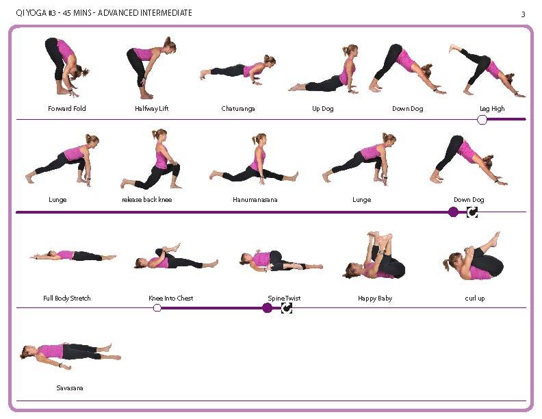 Qi Yoga 3 Page