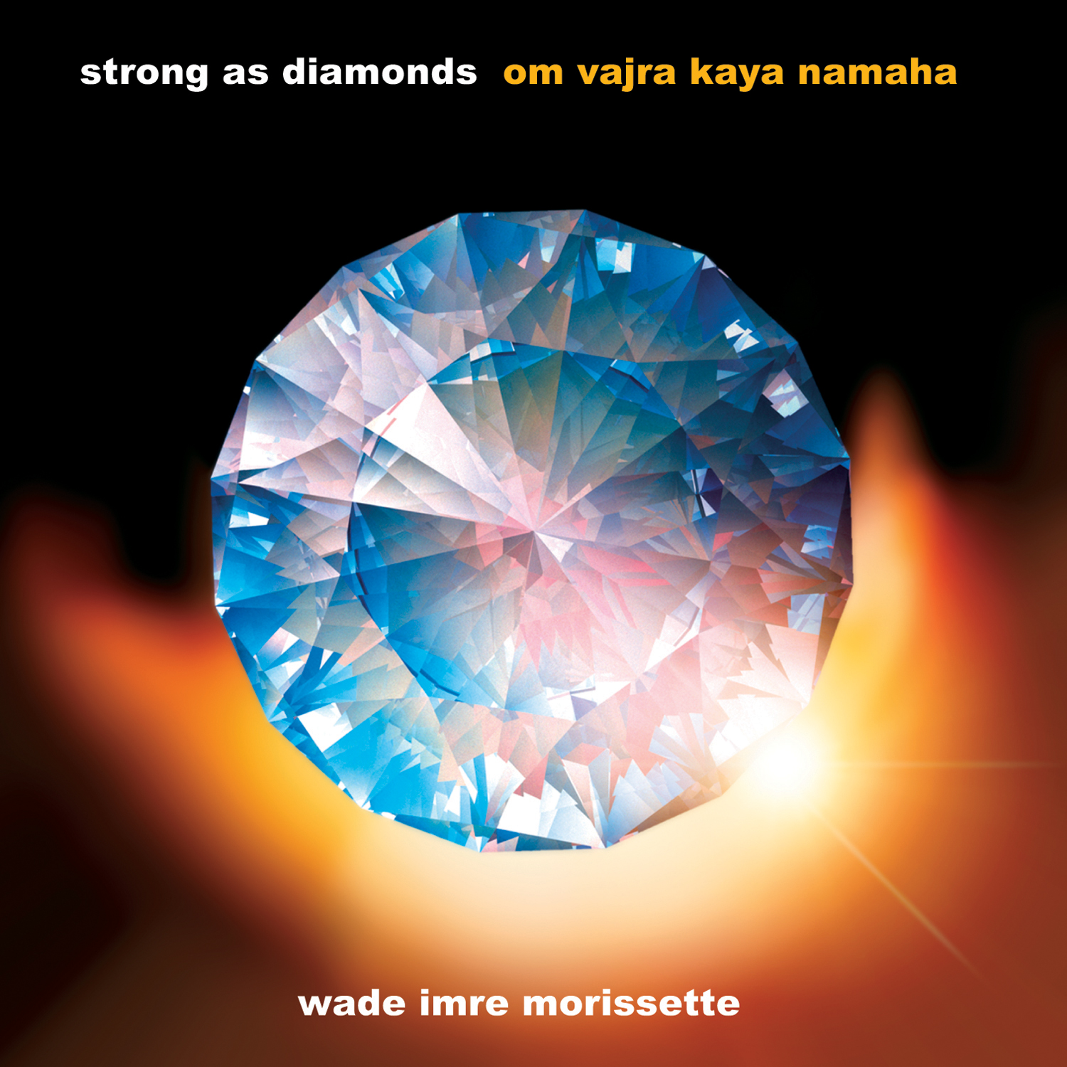 Strong As Diamonds Yoga Music by Wade Imre Morissette