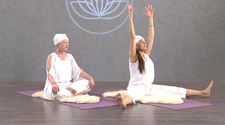 Online kundalini classes from yogadownload.
