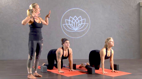 yoga for back pain 2  online hatha yoga class with jackie