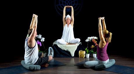 Kundalini yoga (whole way library) [download].