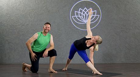 Power Yoga With Dave Farmar 11