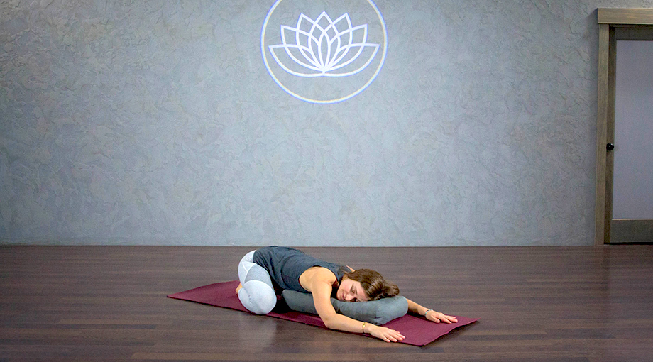 Yoga for Depression and Anxiety - Online Vinyasa Yoga Class with Ira Israel