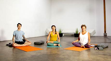 Yin Yoga Online Videos and Classes | Download or Stream