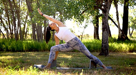 Online Iyengar Yoga Classes From Yogadownload