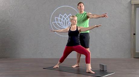 Power Yoga With Dave Farmar 1 Online Power Yoga Class With Dave Farmar