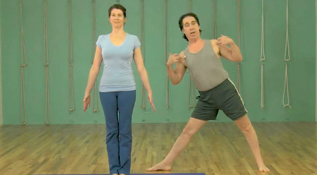 online iyengar yoga classes from yogadownload