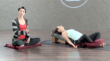online restorative yoga videos and classes  yogadownload