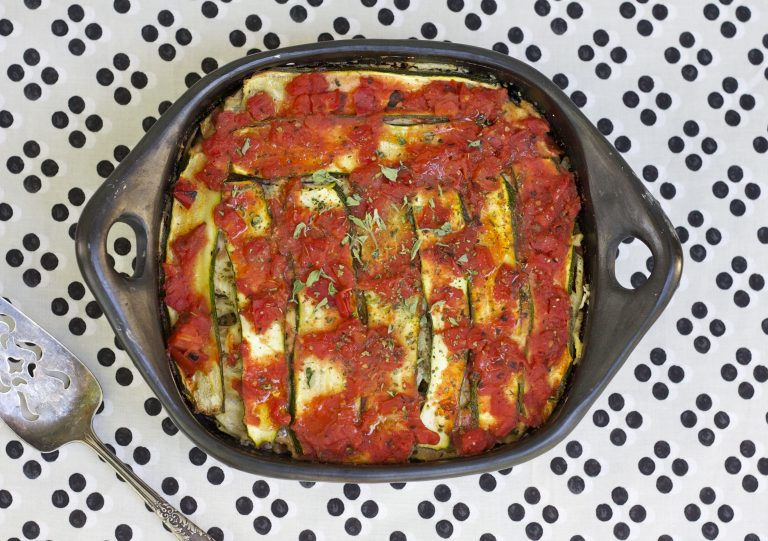 Vegetable Lasagna with