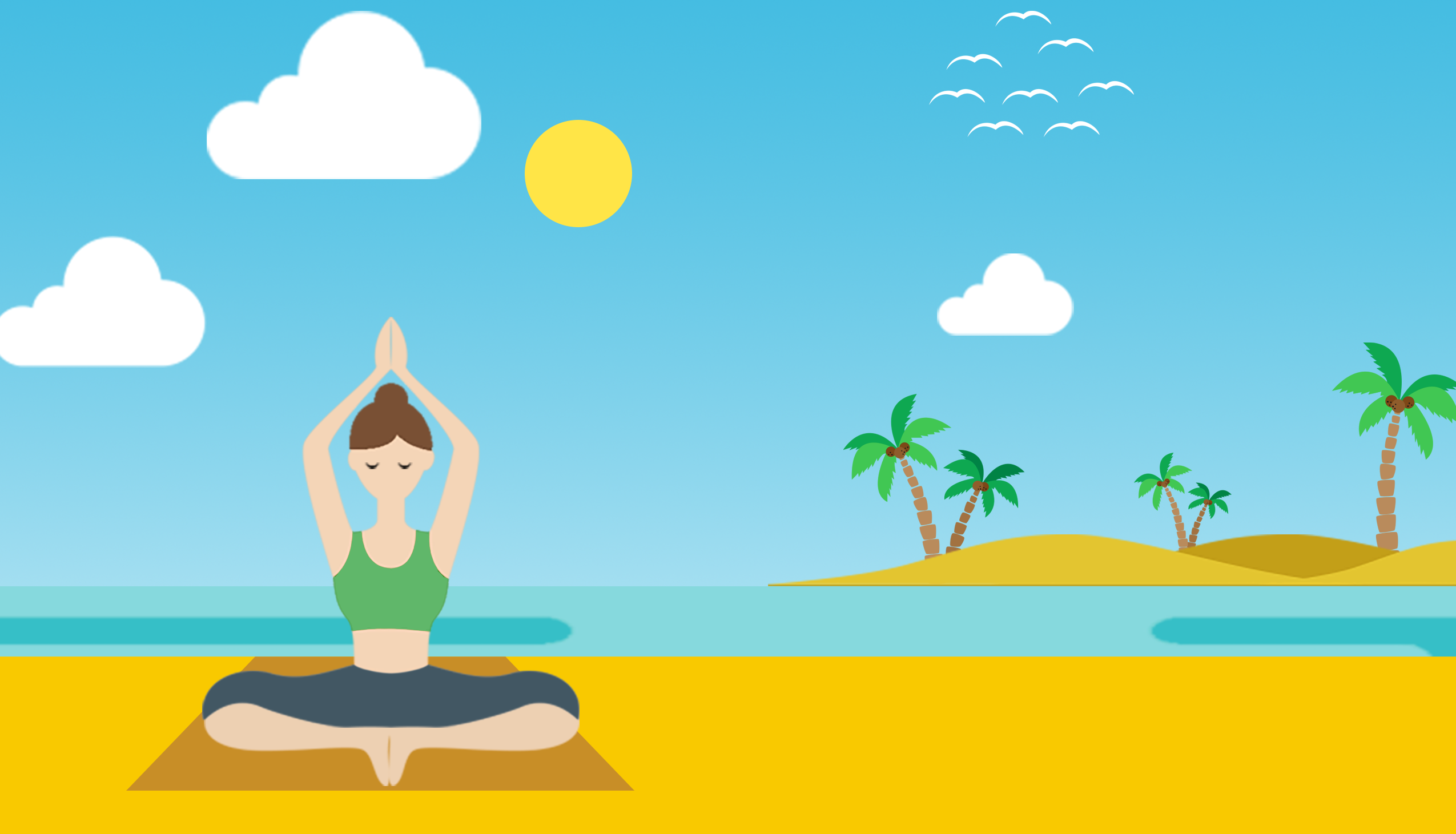 Guide For Your First Yoga Retreat (infographic)